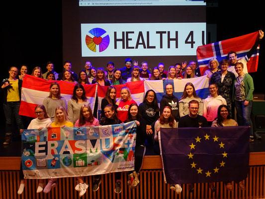Erasmus Flag on tour: LTTA Finland 2019
