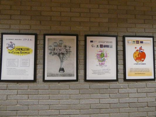 H4U posters at our schools 2019