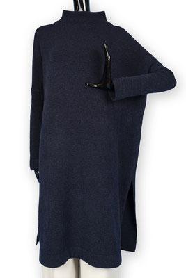 Kl 1608 Pulloverkleid uni size  ab 460,-