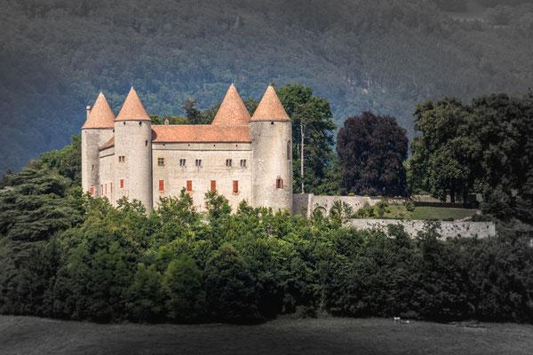 Château de Champvent Orbe