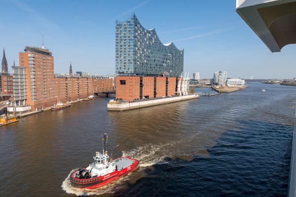 Tschüss Hamburg
