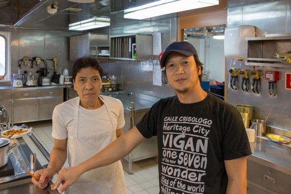 Unser Cook und Messman