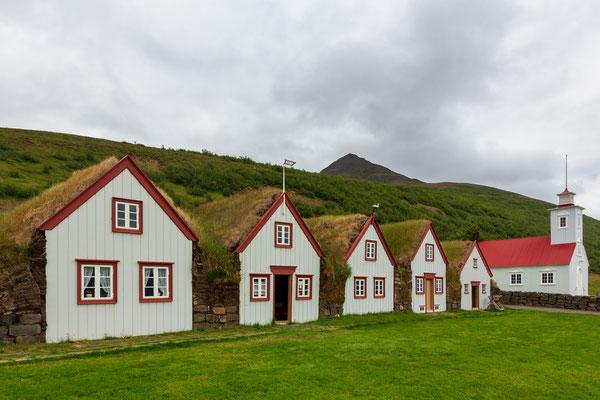 Laufas der alte Bauernhof ist ein feines Museum