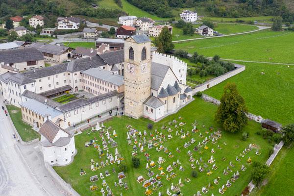 Benediktinerinnenkloster St.Johann Müstair