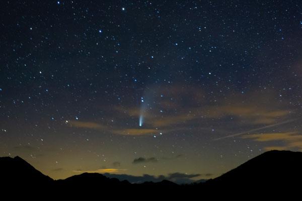 Komet Neowise Juni 2020