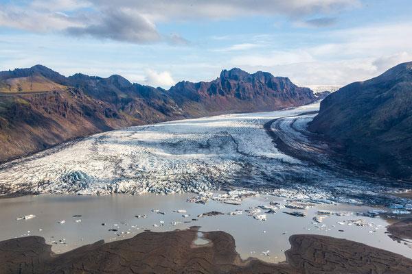 Der Skaftafellsjökull