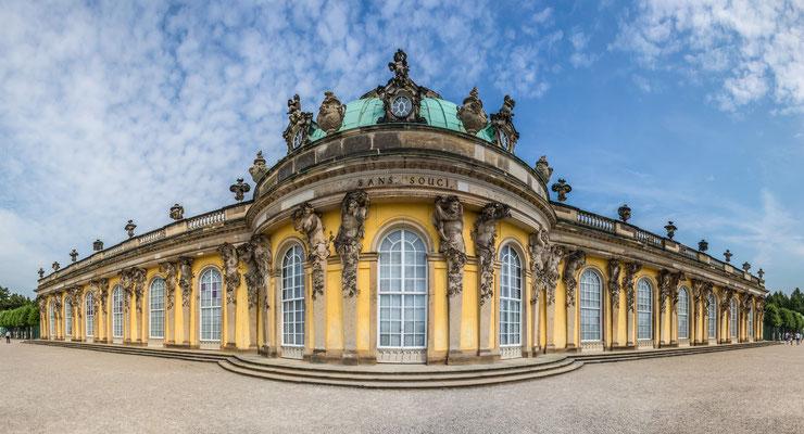 Sans Souci Potsdam Deutschland