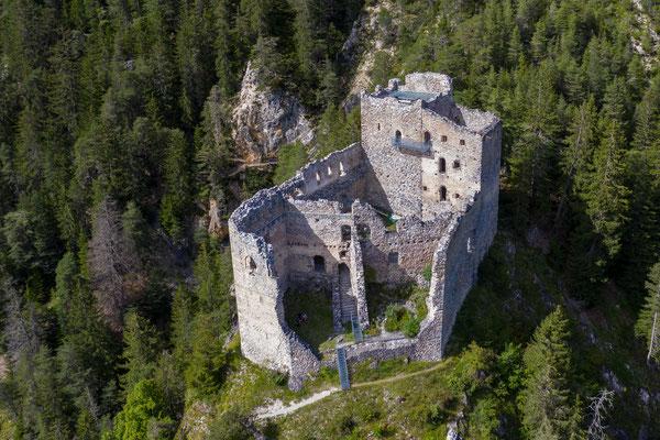 Burg Belfort Albula