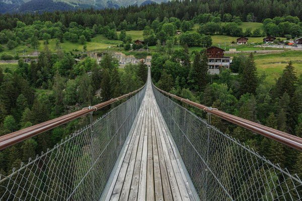 Die Goms Bridge 280m