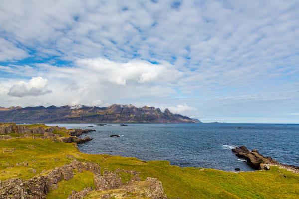 DIe wunderschöne Nordostküste