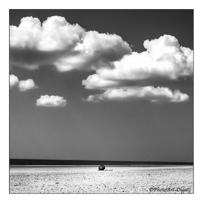"""#0017    """"Clouds"""" n.I (Skallingen, Denmark 2016)        Ltd of 15"""