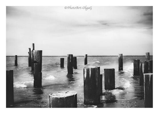 "#0006 ""Seaside- Hjerting "" II (Hjerting, DK, 2017)  Ltd of 20"