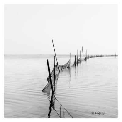 """#0016 """"Fishing Net"""" (Hvide Sand, Denmark, 2019) Ltd of 10"""
