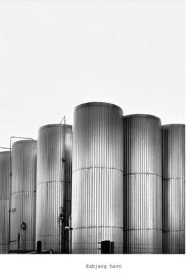 """#0051 """"Metal Towers"""" (Esbjerg, DK, 2019) Ltd of 10"""