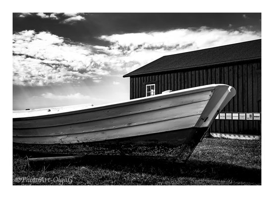 "#0004 ""Fishing Boat"" ( Hjerting, DK) Ltd of 15"