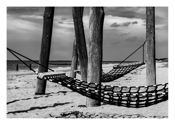 """# 0005 """" Seaside-Hjerting"""" I, (Hamak) ( Hjerting , Dk, 2017)  Ltd of 25"""