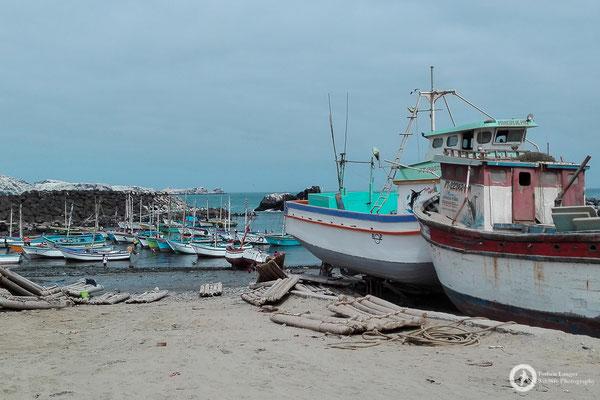 The port in Islilla