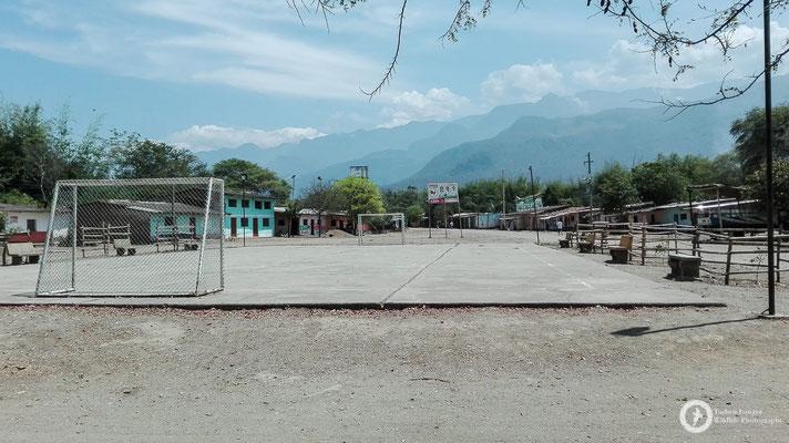The village of La Quemazón