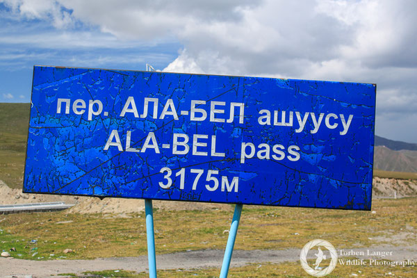 Ala-Bel pass
