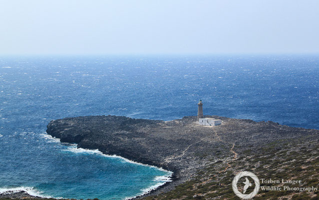 The lighthouse of Antikythira
