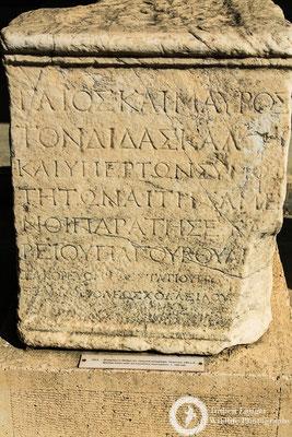 Ancient instructions?