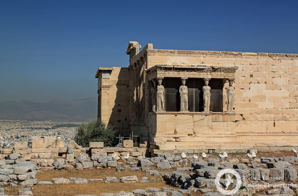 Temple at the Acropolis