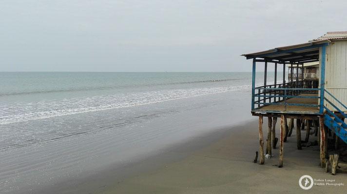 The beach at Colán