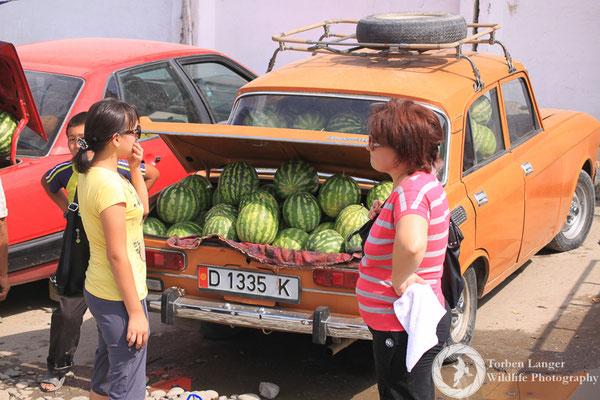 I like melons...