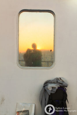 On the ferry to Antikythira