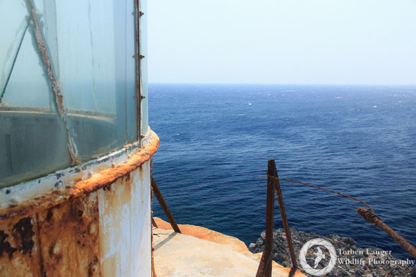 On the lighthouse of Antikythira
