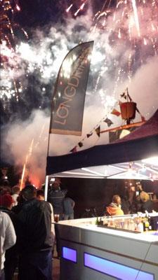 Schwedenfest Wismar mit Goldstaub Barcatering Potsdam.