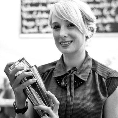 Melissa @ Goldstaub Barcatering Potsdam
