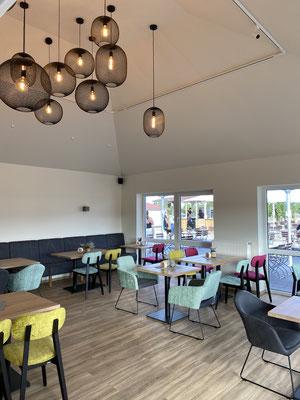 Hofanlage Vorgebirgsblick - Licht für den Restaurantbereich