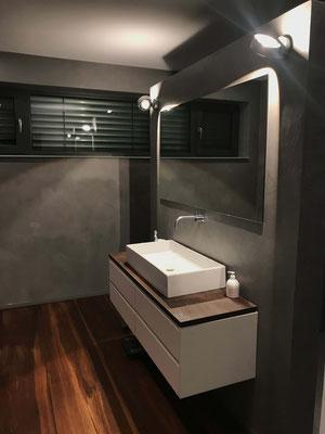 Licht für das Badezimmer