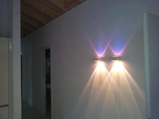 Lichtplanung Neubau – Ambientebeleuchtung – Ferienhaus Stock und Stein – Gerolstein-Roth / Eifel