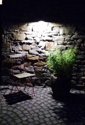 Außenbeleuchtung - Ferienhaus Stock und Stein - Gerolstein-Roth / Eifel