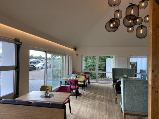 Hofanlage Vorgebirgsblick - Beleuchtung Restaurant