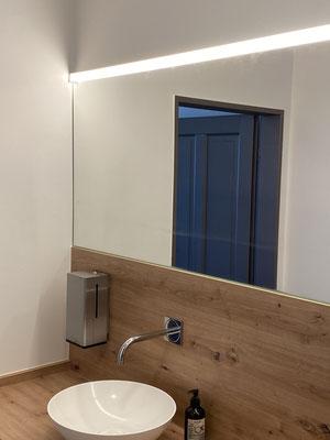 Hofanlage Vorgebirgsblick  - Licht für das Gäste-WC