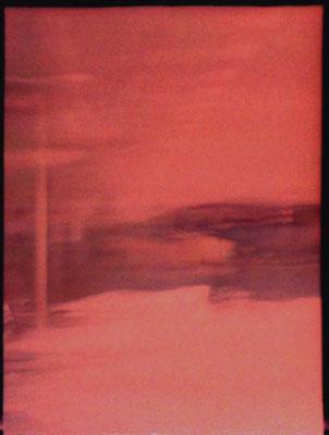 Red II (2014), Analoge Fotografie, verschiedene Größen und Kaschierungen verfügbar. (Preis auf Anfrage)