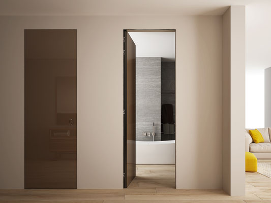 Cartongesso Porte Cabina Armadio : Porte filomuro pratiche per pareti in muratura e cartongesso