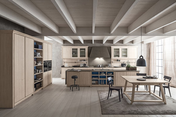 Cucine moderne 2019 tendenze stili e materiali peeter for Stili di interior design