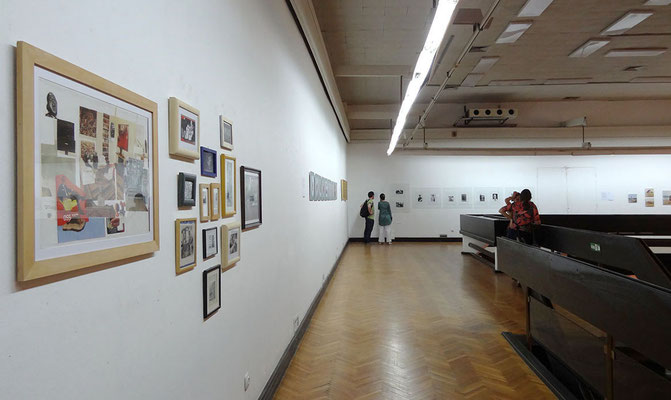 Art Pavillion Cvijeta Zuzoric, Belgrade, July 2014