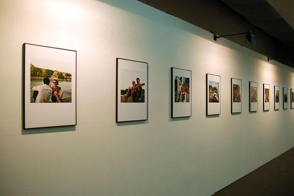 Katarina Radovic, 'A Husband in Paris', Old Factory Gallery, Rovinj, Croatia, 2014