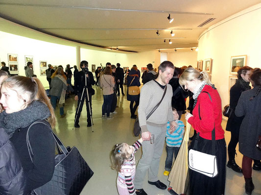Central exhibition, 'Thanks for the Wishes!', KAUNAS PHOTO 2013, Kaunas, Lithuania
