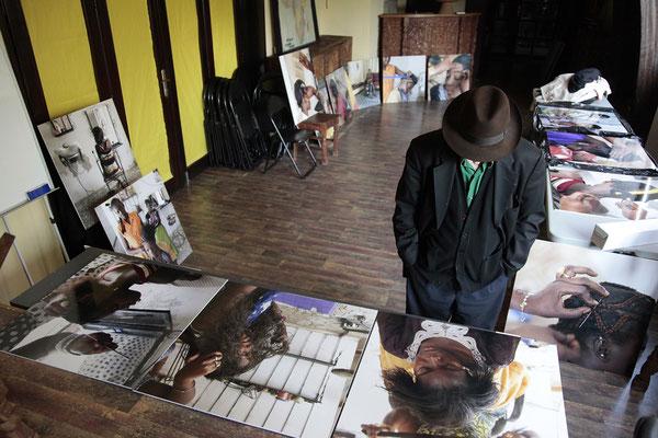 The Museum of African Art in Belgrade, Serbia, 2015