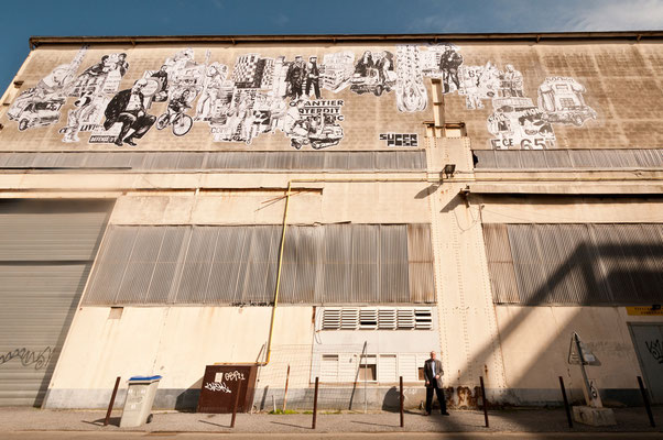 Nantes / Projet Superpose / Jeronimo