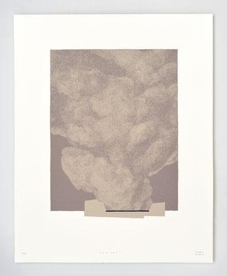 FRACAS / 40x50cm / Sérigraphie - 15ex.