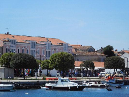 Hafenstadt Novigrad