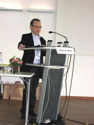 Gastvortrag an der Uni Heidelberg