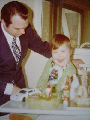 Beginn der Nierenerkrankung 1976